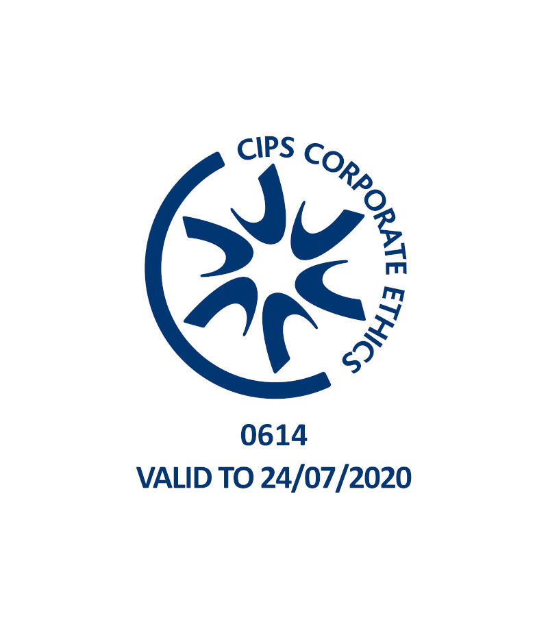 CIPS corporate ethics mark